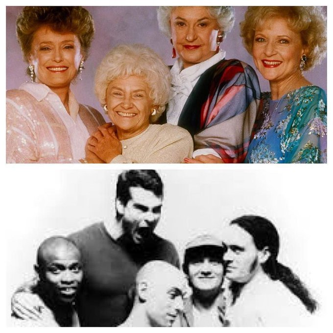 Happy birthday to Henry Rollins & also happy premiere day to The Golden Girls. Final