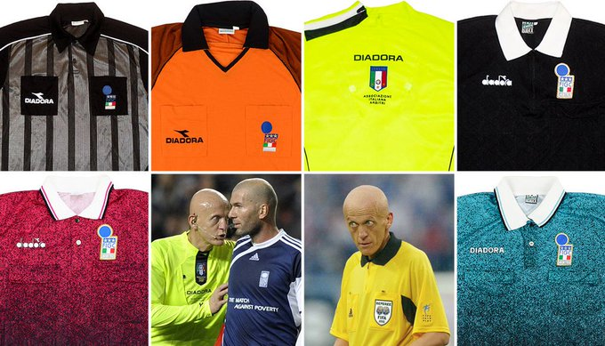 Happy Birthday Pierluigi Collina  Is he the best ref ever?