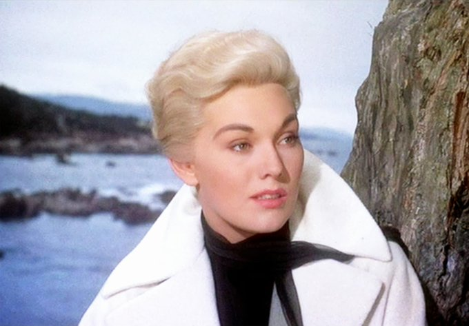 Happy Birthday Kim Novak.