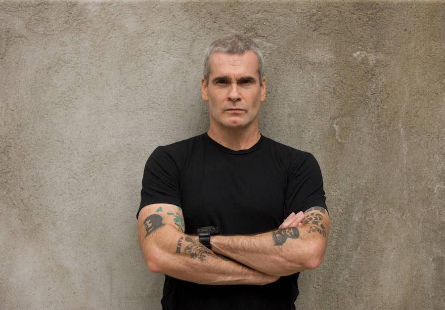 Happy Birthday dear Henry Rollins!