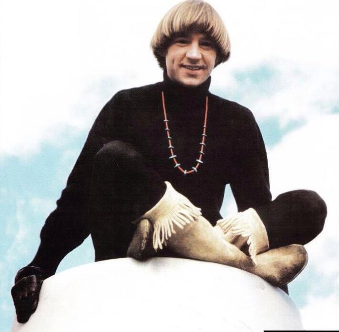 Happy birthday Peter Tork  You\re the cutest human about