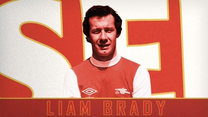 Legend Turn 61 Today! Happy Birthday Liam Brady