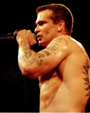 Happy Birthday to Henry Rollins!