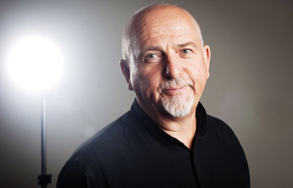 HAPPY BIRTHDAY PETER GABRIEL! THE WORLD IS BETTER BECAUSE OF YOUR MUSIC.