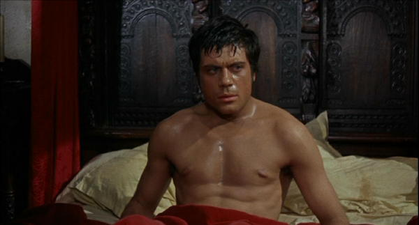 Happy birthday to wonderful madman Oliver Reed, seen here in Hammer\s CURSE OF THE WEREWOLF.