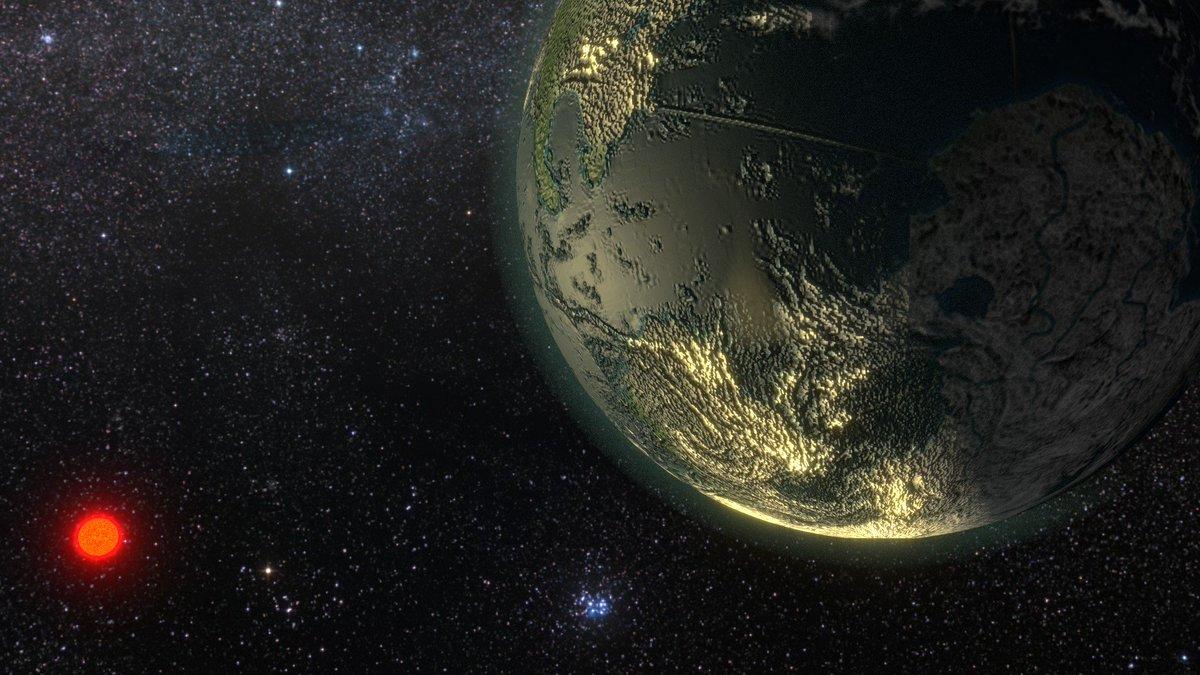 Ini Dia Penemuan 10 Planet Baru Dan Unik Di Luar Tata Surya (ExoPlanet) - AnekaNews.net