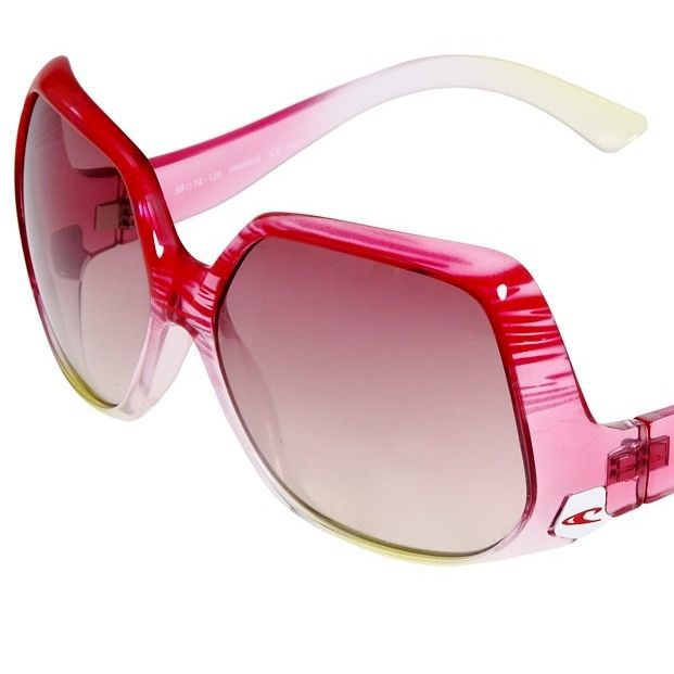 #fashion #free #style #sunglasses #shopping #giveaway O'Neill Whitney Sunglasses Pink Yellow Tortoise With Pink Fade Lenses G115.00 #rt