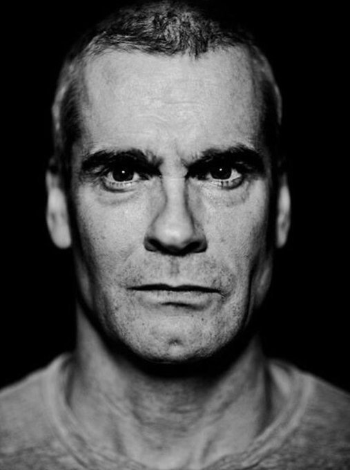 Happy birthday Henry Rollins