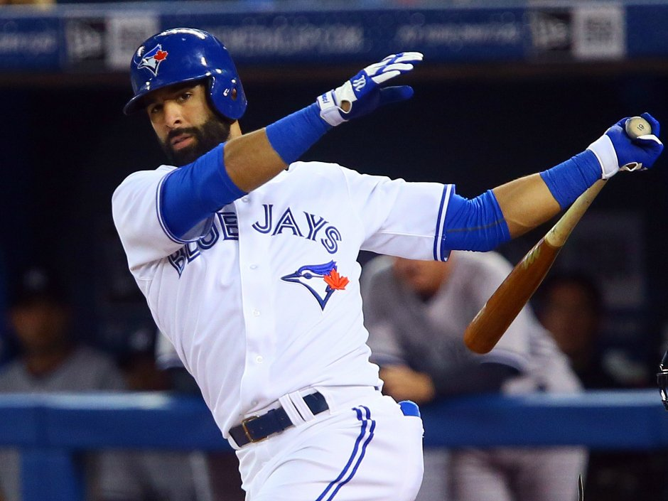 In search of super athletes: How Jose Bautista and MLB see technology changing baseball