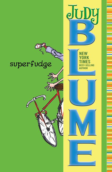 Happy Birthday Judy Blume born February 12, 1938 - Look for one of her books in our library!