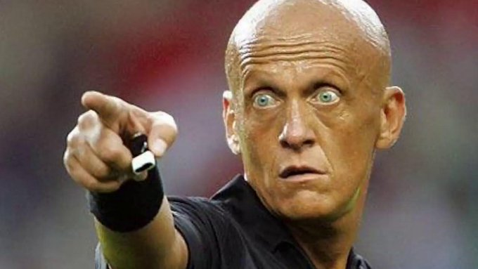 Happy birthday, mister Pierluigi Collina