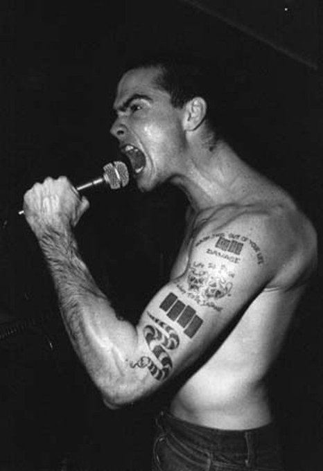 Happy birthday Henry Rollins [][][][]