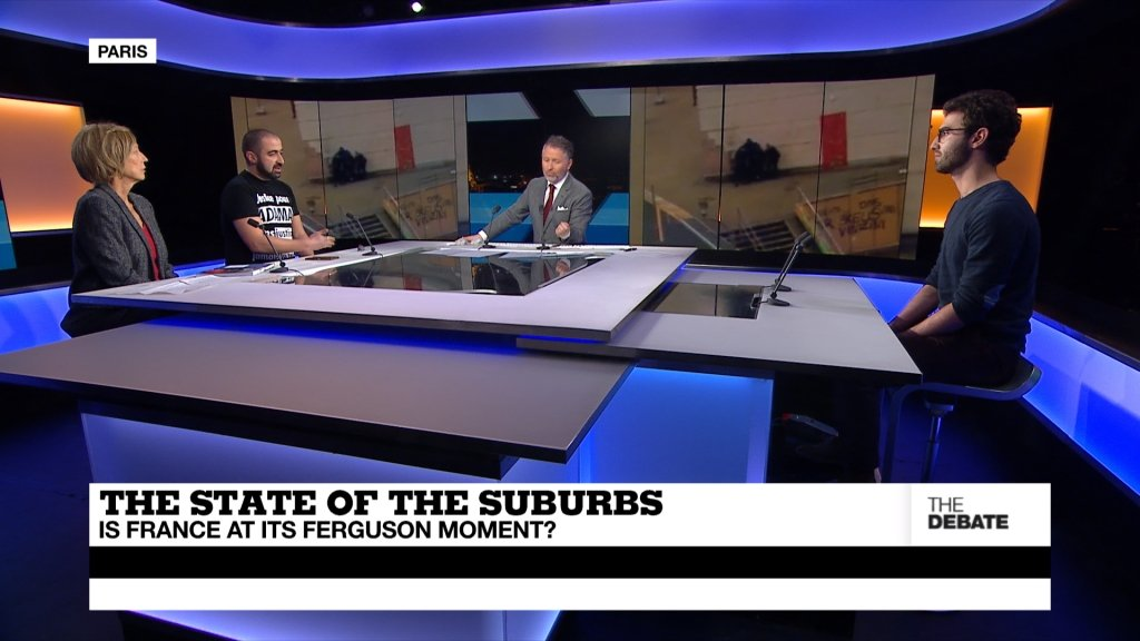 THE DEBATE - The State of the Suburbs: Is France at its Ferguson Moment? (part 2)
