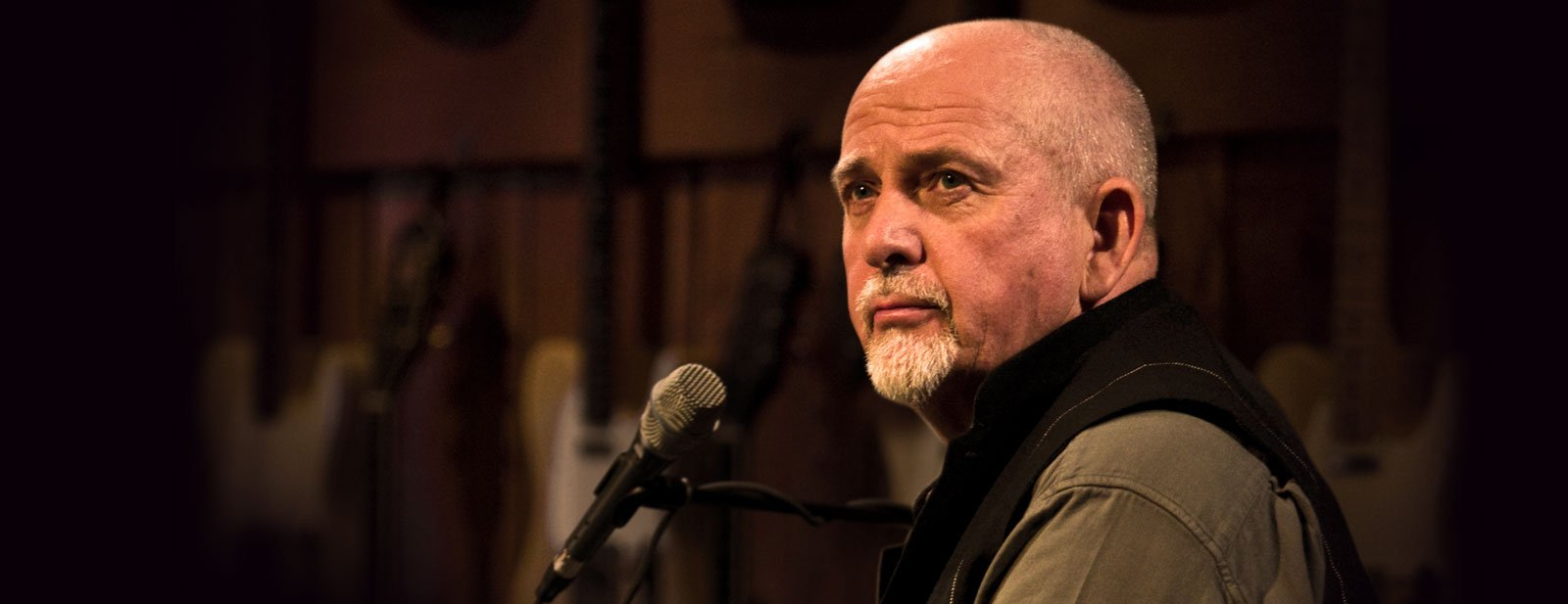 Happy birthday to Peter Gabriel.