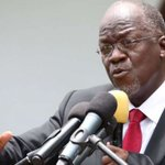Tanzanian president orders security forces to step up anti-drugs war