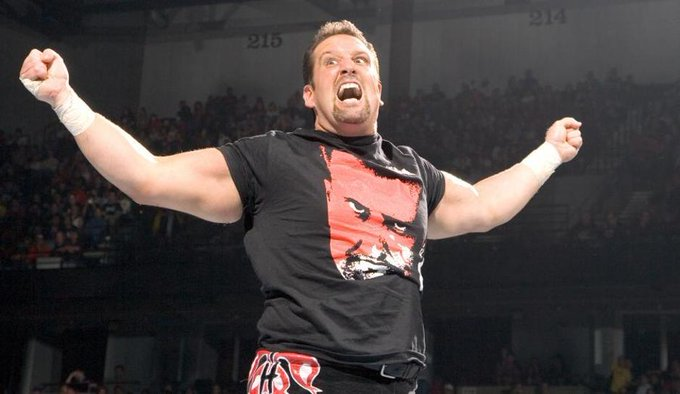"Happy Birthday to ""The Innovator of Violence\"" Tommy Dreamer who turns 46 today!"