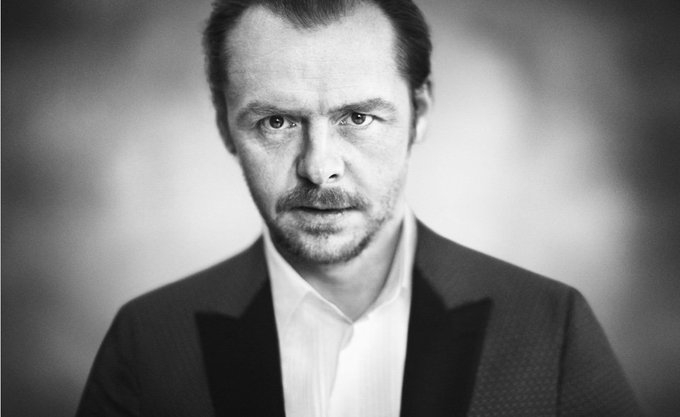 Happy Birthday Simon Pegg