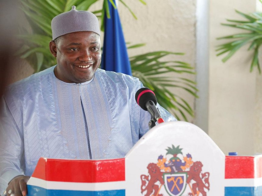 Gambia to remain in ICC, restore foreign relations