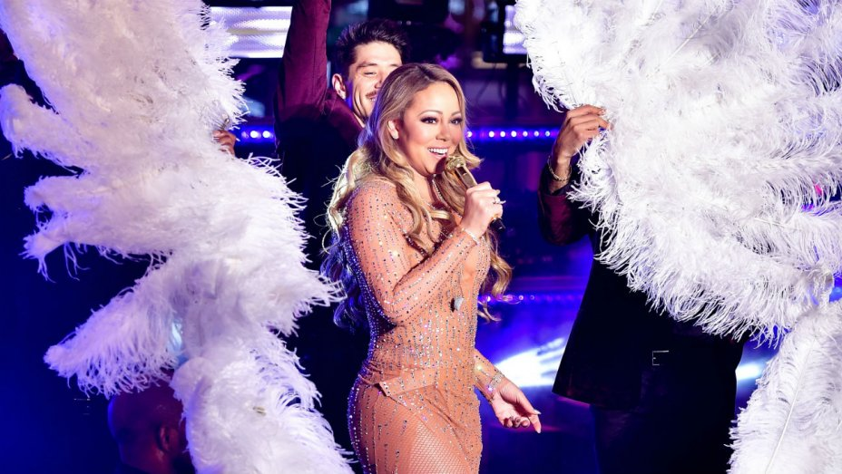 Mariah Carey will deliver her first post-NYE performance on 'Jimmy Kimmel Live!'