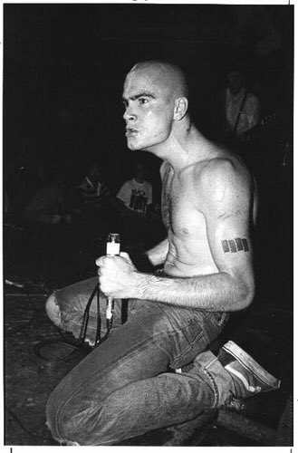 Happy birthday Henry Rollins. Thanks for being a badass and making rad music.