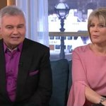 Cheeky Eamonn Holmes says he'd like to 'date' single mum – in front of wife Ruth Langsford