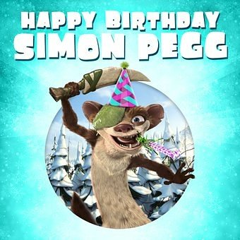 HAPPY BIRTHDAY SIMON PEGG!!