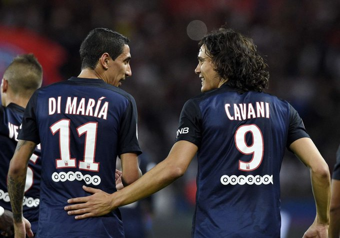 Happy birthday to Angel Di María and Edi Cavani!   Have you included either in your new look Champions League team?