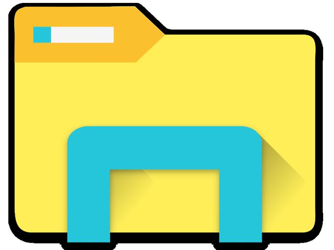 Windows Explorer Icon   Icons by   (crtnr) freebie