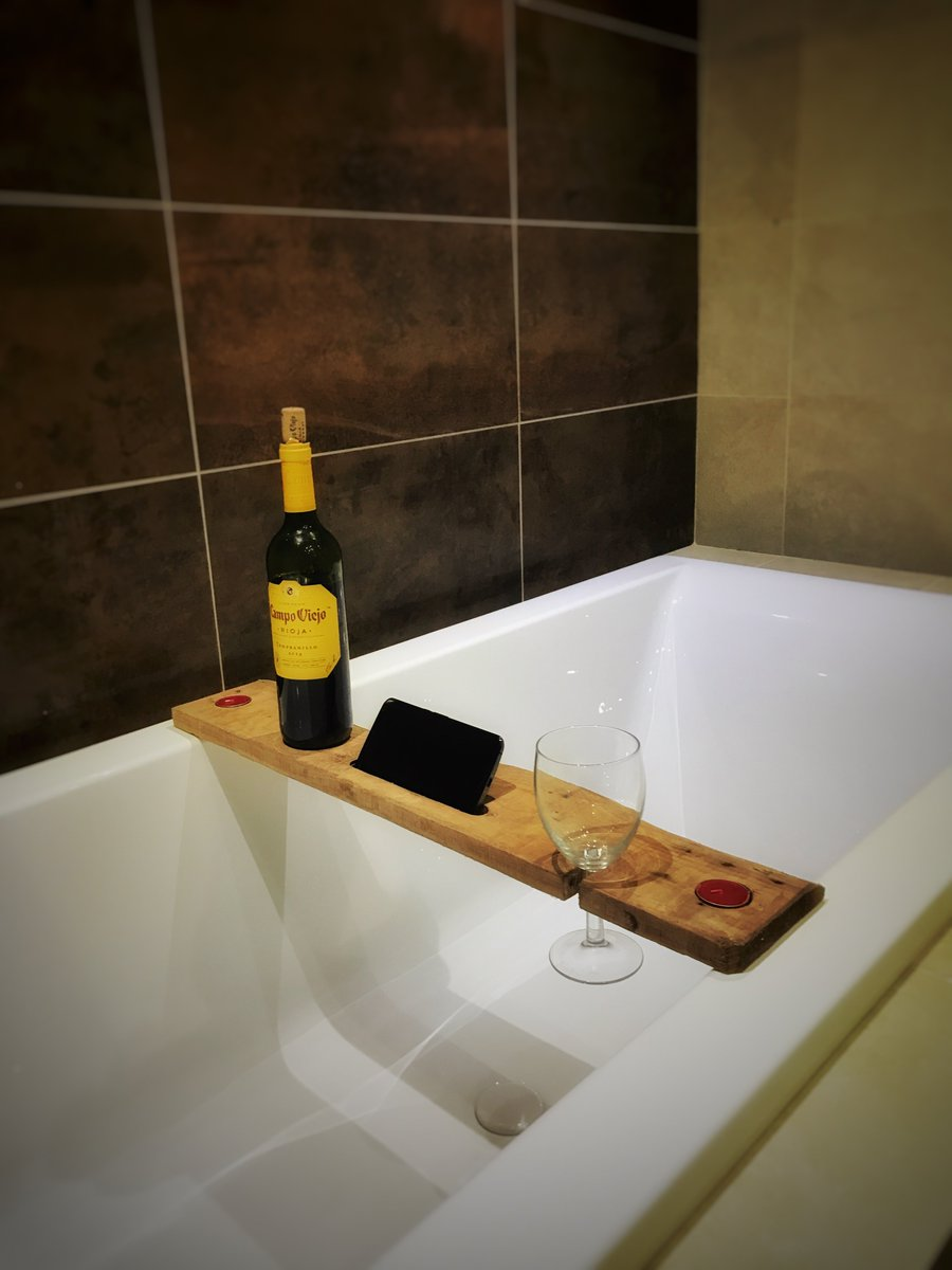 test Twitter Media - Treat your loved one to a long soak in the bath this #valentinesday with the help of this locally handmade pampering bath tray! https://t.co/Riq6F3rN7q