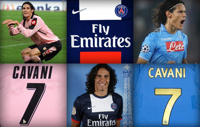 Happy Birthday Edinson Cavani 30 Today