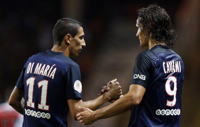 Wish Paris duo Ángel Di María & Edinson Cavani a happy birthday!   Key men tonight for hosts?