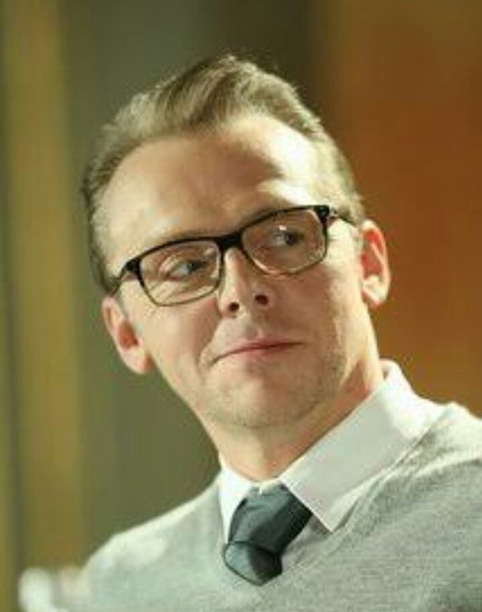 Happy Birthday Simon Pegg    BAFTA