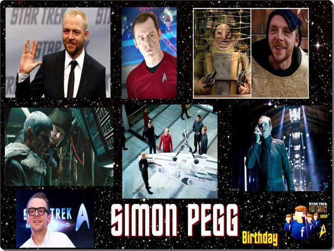 2-14 Happy birthday to Simon Pegg.