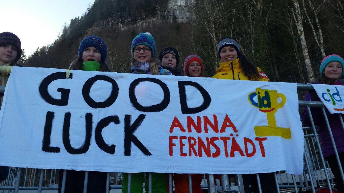 CJD Gymnasium Berchtesgaden  feuert SportlerInnen bei der BMW IBSF WM am Königssee an #BMWworlds17 https://t.co/BevkqTUMrA
