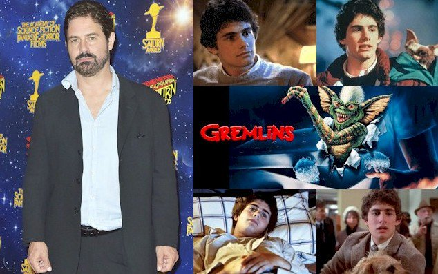 Hoy cumple 53 años Zach Galligan (Billy Peltzer en Happy Birthday