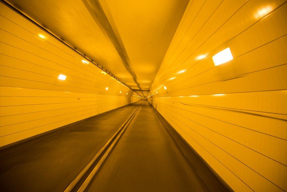 #Maastunnel: Maastunnel