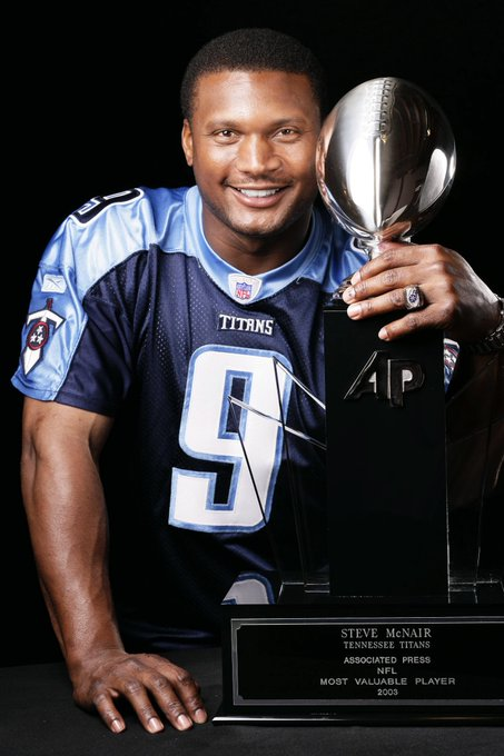 Happy Birthday Steve McNair RIP