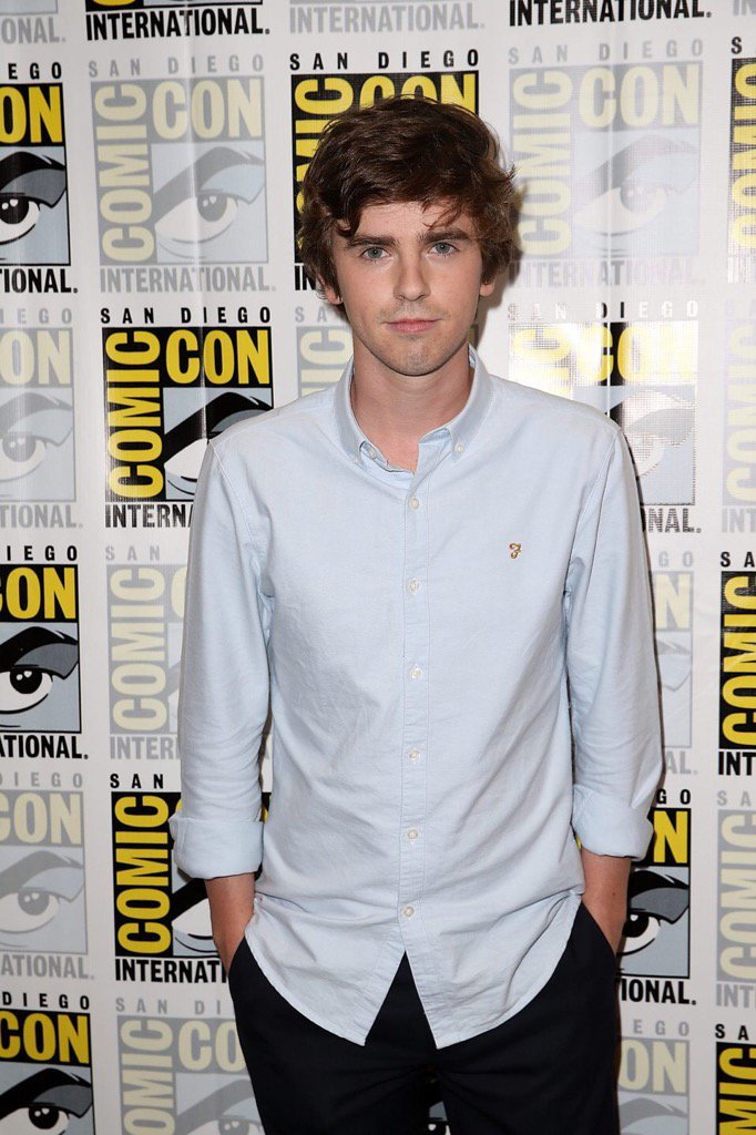 Happy 25th birthday Freddie Highmore