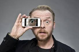 Happy Birthday to The Peggster Simon Pegg!