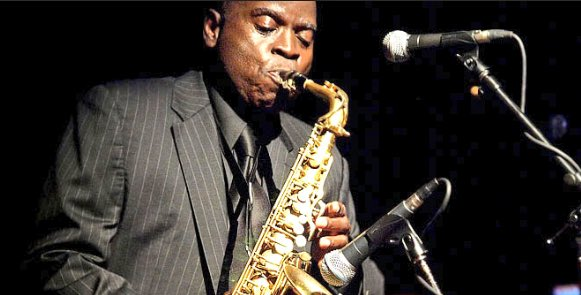 Maceo...Blow Your Horn!!!WDCB wishes a Happy 74th Birthday today to saxophonist Maceo Parker.