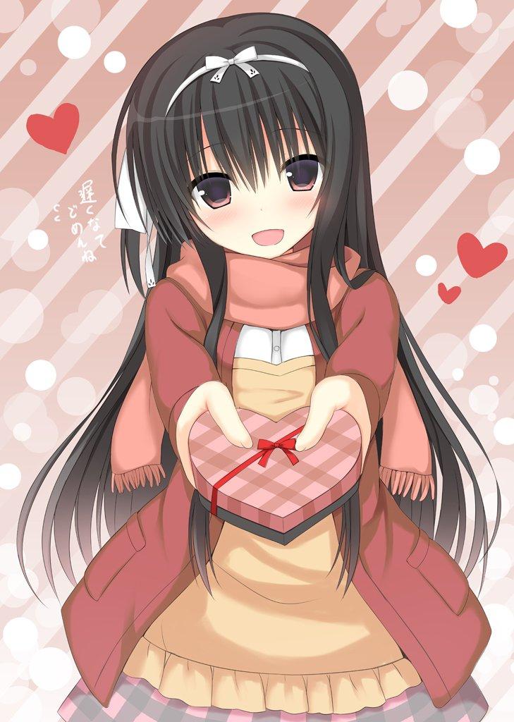 ちょっと遅くなってしまいましたがハッピーバレンタインです!#ワガママハイスペック