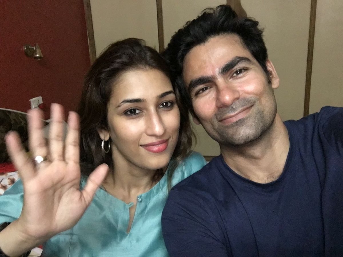 Mohammad kaif family photos Mohammad Kaif tweets picture of newborn daughter! Sachin
