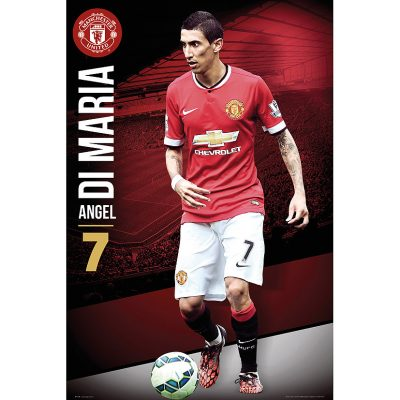 A happy 29th to Angel  Featured: Angel Di Maria Poster