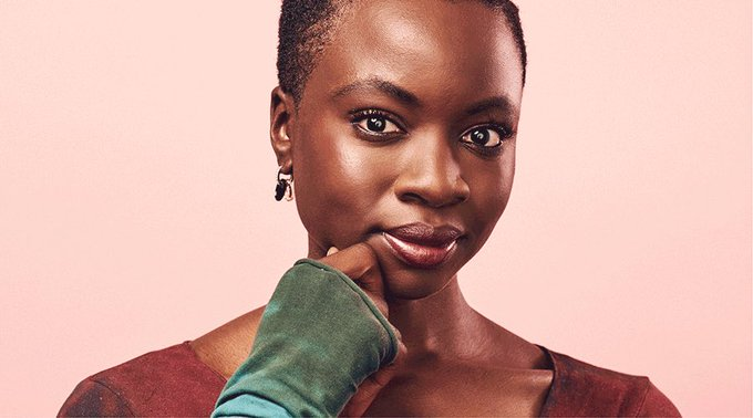 Wishing Danai Gurira ( a very Happy Birthday today!!