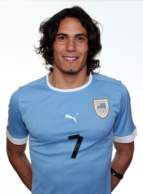 Happy Birthday Edinson Cavani
