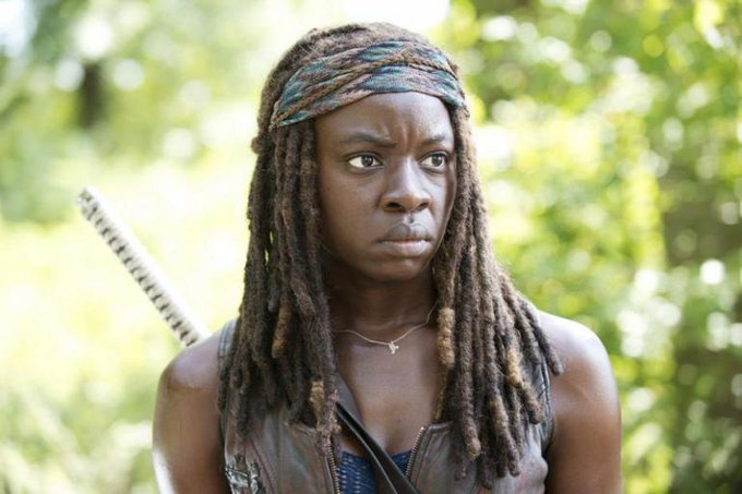 Happy Birthday to Danai Gurira!