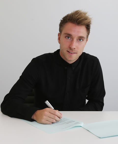 Happy Birthday Christian Eriksen