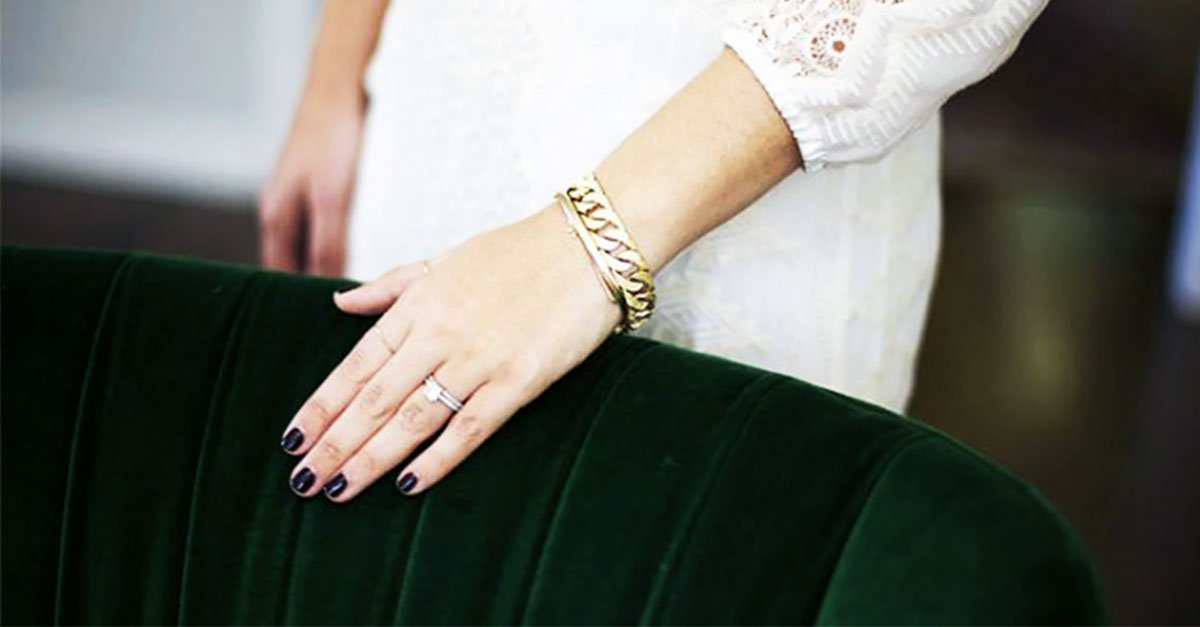 If You Have Big Knuckles You Ll Love The Way This Engagement Ring