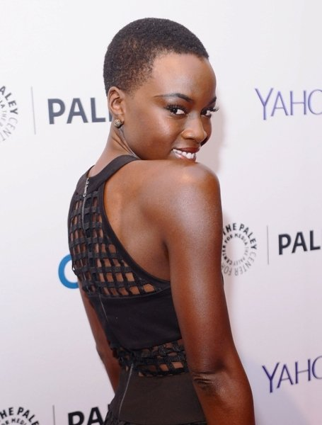 Happy Birthday to the wonderful Danai Gurira.