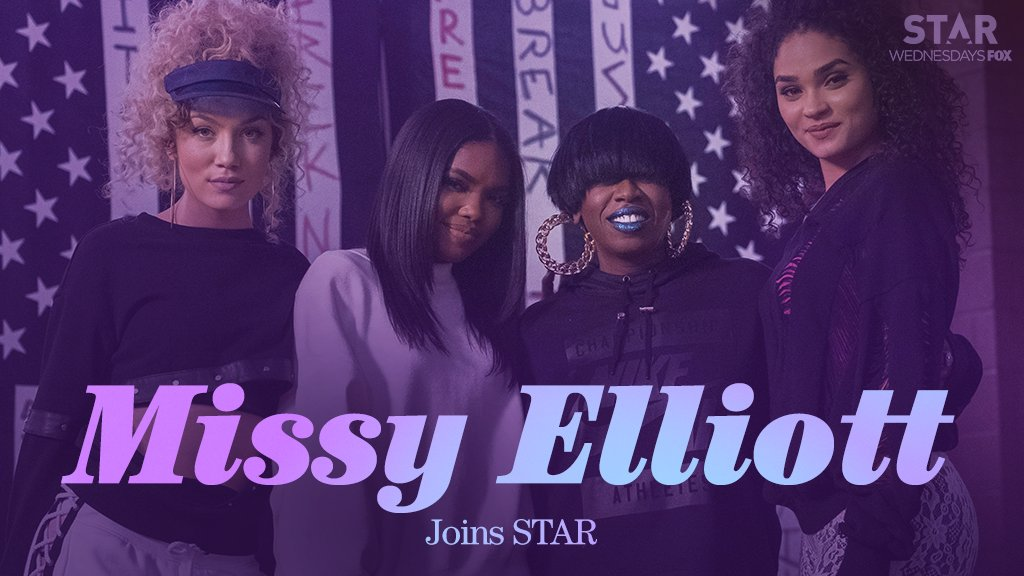 Are you ready? �� @MissyElliott makes her #STAR debut in tomorrow's new episode at 9/8c on FOX! https://t.co/ql9z2gcuWx